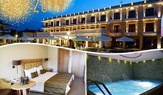 Нова година в Danai Hotel на Олимпийската Ривиера в Гърция! 2 или 3 нощувки за двама със закуски и вечери, едната празнична + СПА пакет