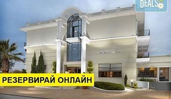 Нова година в Danai Hotel & Spa 4*, Олимпиаки Акти, Олимпийска ривиера! 2 или 3 нощувки със закуски и вечери, Гала вечеря на 31.12 с музика на живо, ползване на джакузи!