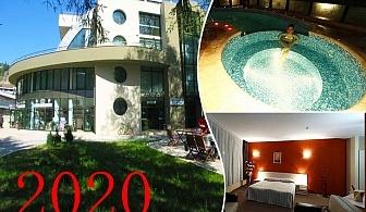 Нова Година в Девин. 3 нощувки на човек със закуски, обеди и вечери - едната празнична с DJ + минерален басейн в Хотел Евридика