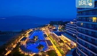 Нова година в Дидим в луксозния Venosa Beach Resort & Spa 5* с Джуанна Травел! 4 нощувки Ultra All Inclusive, Новогодишна гала вечеря, възможност за транспорт