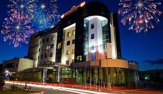 Нова Година в Diplomat Plaza Hotel & Resort****, Луковит! 3 нощувки на човек + закуски и вечери, едната Празнична + басейн и СПА