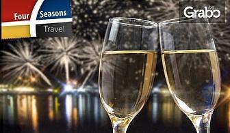 Нова година в Дуръс, Албания! 3 нощувки, закуски и вечери - една празнична с музика на живо и напитки в хотел 4*, плюс транспорт