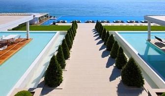 НОВА ГОДИНА В ГЪРЦИЯ - ХОТЕЛ Cavo Olympo Resort & Spa 4*! 2 ИЛИ 3 НОЩУВКИ СЪС ЗАКУСКИ И ВЕЧЕРИ + ВКЛЮЧЕНА ГАЛА ВЕЧЕРЯ !