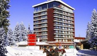 Нова Година в Гранд хотел Мургавец****Пампорово! 3 или 4 нощувки със закуски, Празнична Новогодишна Вечеря и ползване на вътрешен басейн с джакузи и сауна!!!