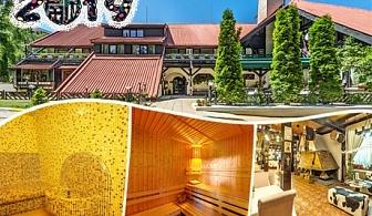 Нова Година в хотел Бреза, Боровец! 3 нощувки на човек със закуски и вечери, едната празнична + сауна и парна баня