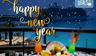 Нова година в Hotel Derici 4*, Кушадасъ, Турция! 4 нощувки със закуски и вечери, Новогодишна вечеря с неограничени напитки! Дете до 6 години - безплатно!