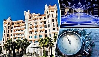 Нова година в хотел Роял Касъл Дизайн & СПА 5* Елените. 1 или 2 нощувки за 2-ма, 2-ма с деца или 3-ма със закуски и вечери, едната празнична + басейн и СПА пакет