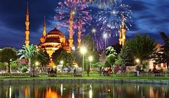 Нова година в Истанбул! 3 нощувки на човек със закуски, транспорт от София, Пловдив и Хасково от Караджъ Турс
