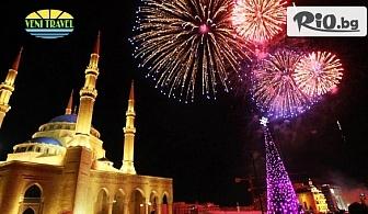 Нова година в Истанбул! 3 нощувки със закуски в хотел Grand EMIR 3* + автобусен транспорт и пълна туристическа програма с гид, от Вени Травел