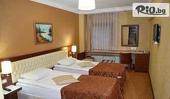 Нова година в Истанбул! 3 нощувки със закуски в Hotel Yüksel*** + посещение на Одрин, водач-екскурзовод и автобусен транспорт, от Gala holidays