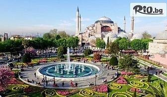 Нова година в Истанбул! 2 нощувки със закуски + автобусен транспорт, водач и Бонус посещение на Одрин и джамията Селимие, от Дениз Травел