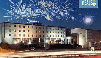 Нова година в Истанбул, Турция, в Хотел Radisson Blu Conference & Airport 5*: 3 нощувки със закуски и 2 вечери, възможност за транспорт