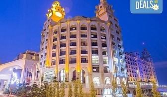 Нова година 2020 в J'Adore Deluxe Hotel & Spa 5*, Сиде, с Belprego Travel! 4 нощувки на база All Inclusive, възможност за транспорт