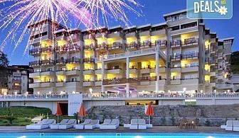 Нова година 2017 в Justiniano Deluxe Resort Hotel 5*, Анталия! 4 нощувки на база All Inclusive и Новогодишна вечеря!