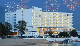 Нова година в Кавала, Гърция! 3 нощувки на човек със закуски и вечери, едната празнична в Lucy Hotel***** 2 деца до 12г. - БЕЗПЛАТНО