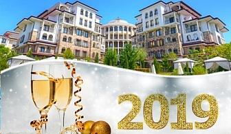 Нова година в комплекс Естебан, Несебър! 2 или 3 нощувки на човек със закуски + празнична Новогодишна вечеря
