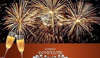 Нова Година край Ичера и Жеравна. 2 или 3 нощувки със закуски, обеди и празнична вечеря с DJ парти в Комплекс Дивеците