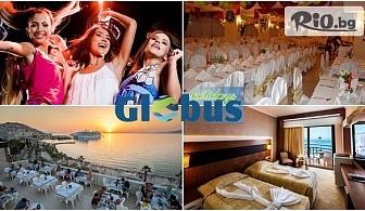 Нова година в Кушадасъ! 4 нощувки, закуски и вечери /едната празнична/ в Хотел Derici 4* + СПА зона и басейн, от Глобус Холидейс