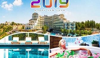 Нова година в Кушадасъ, Турция! 4 нощувки на човек на база All Inclusive + Новогодишна гала вечеря + СПА в хотел Sea Light Resort*****