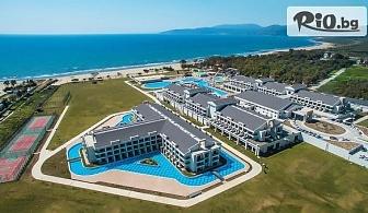 Нова година в Кушадась! 4 нощувки на база Ultra All Inclusive + Гала вечеря в Korumar Ephesus Beach and Spa Resort 5*, от Мисис Травъл