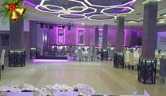 Нова Година в Лесковац, Сърбия! Транспорт + 2 нощувки със закуски и вечеря на 01.01 с жива музика и неограничена консумация на алкохол в хотел Грош