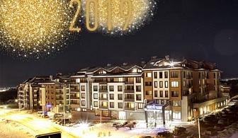 Нова Година в Мурите Клуб Хотел, до Банско! 3 нощувки на човек със закуски и вечери, едната празнична + басейн и СПА пакет