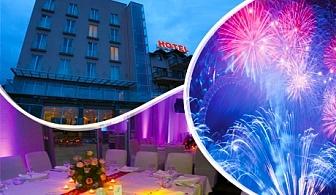 Нова година в Ниш! Tранспорт, 2 нощувки със закуски и вечери + празничен куверт в хотел Aleksandar 3*