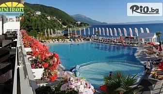 Нова година в Охрид! 2 нощувки със закуски и вечери /едната Празнична/ в Хотел Granit 4* и посещение на Скопие + автобусен транспорт и екскурзовод, от Вени Травел