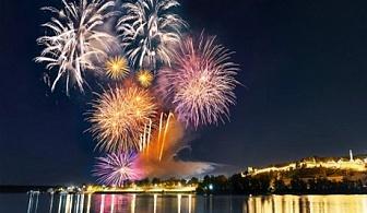 Нова година в Охрид! Транспорт, 3 нощувки на човек + закуски, вечери, едната празнична с неограничена консумация на напитки в хотел Аура от Караджъ Турс