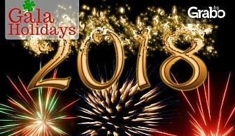 Нова година в Пирот - празнична вечеря и транспорт