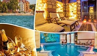 Нова Година в Поморие! 2 нощувки със закуски + басейн в СПА хотел Сейнт Джордж****