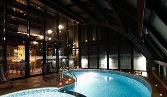 Нова Година в прекрасният хотел Евридика Девин! 3 нощувки със закуски, обеди, вечери и Новогодишна Празнична Вечеря + минерален панорамен басейн и Спа център на цени от 350лв. на човек!!!