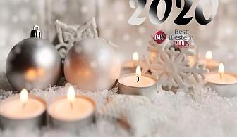 Нова година в Слъчев бряг! 2 нощувки на човек на база All Inclusive и гала вечеря + басейн в хотел Бест Уестърн Премиум Ин****, Слънчев Бряг. Дете до 12г. безплатно!