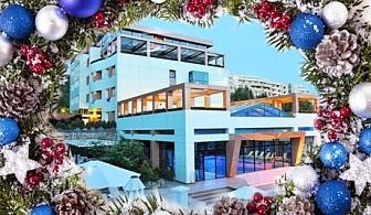 Нова година и СПА с МИНЕРАЛНА вода в Сандански! 3 или 4 нощувки със закуски и Новогодишна вечеря + басейн в Хотел Медите Резорт & СПА 4*