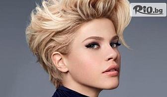 Нова прическа с Класическо подстригване, от Салон за красота Obssession