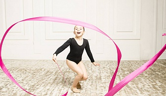 Ново! Четири урока по художествена гимнастика за деца в най-новата зала за тренировки BB Sport Center, София