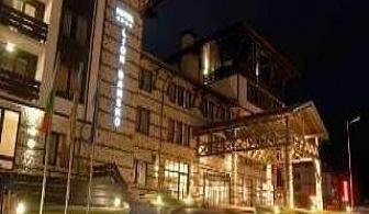 Новогодишен празник в Банско, 3 дни с вечери, една от които празнична от Хотел Лион