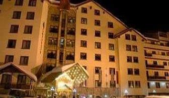 Новогодишно парти в планината, 3 дни с вечери и Празнична вечеря от Хотел Пампорово