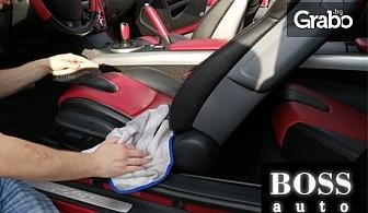 Общ технически преглед на автомобил