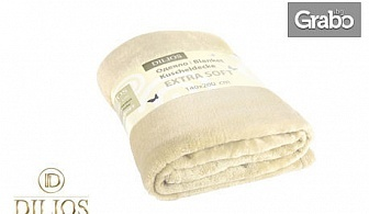 "Одеяло ""Cashmere Softness""от 100% полиестер"
