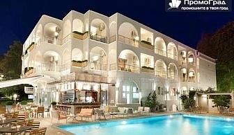 Олимпийска ривиера, Kronos Hotel Platamoans 3* (05.06-09.07) - нощувка (минимум 3), закуска и вечеря за 2-ма