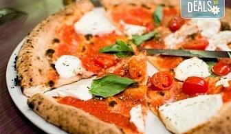 Опитайте най-вкусната пица в цяла София! Заповядайте в ресторант Felicita by Leo's и вземете изкусителна италианска пица по Ваш избор!
