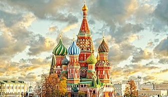 Опознайте Русия с Онекс Тур! Екскурзия до Санкт Петербург и Москва със 7 нощувки със закуски в хотел 3*+, самолетен билет с летищни такси и трансфери, богата програма!