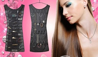 Органайзер за бижута The Little Black Dress