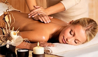 Отдайте се на релакс! 60-минутен антистрес масаж на цяло тяло + бонус точков масаж на лице и глава от Салони за красота Женско Царство!