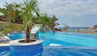 20 % отстъпка и ДВЕ деца БЕЗПЛАТНО в хотел Thassos Grand Resort - о-в Тасос през СЕПТЕМВРИ. За ТРИ нощувки на човек със закуска, чадър и шезлонг на плажа и басейна / 10.09.2019 - 23.09.2019