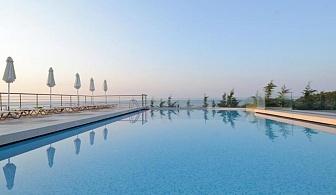Пълен релакс в хотел Aeolis Thassos Palace - Тасос за една нощувка със закуска и ползване на чадър и шезлонг на плажа и СПА център / 12.05.2017 - 02.06.2017