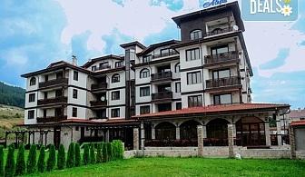 Пълен релакс в хотел Алегра 3*, Велинград! 2 или 3 нощувки със закуски или закуски и вечери, ползване на вътрешен минерален басейн и Спа център, безплатно  настаняване за дете до 5.99г.!