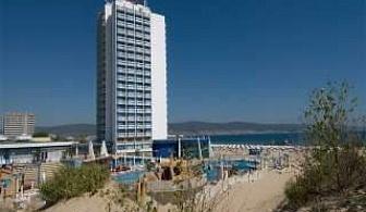Първа линия в Топ курорт, 5 дневни All Inclusive пакети до 03.07 в Хотел Бургас Бийч, Сл. бряг