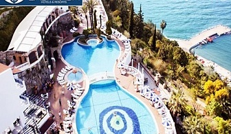 ПЕТ нощувки на база Ultra All Inclusive + частен плаж в Ephesus Princess***** Кушадасъ, Турция. Дете до 12г. - БЕЗПЛАТНО